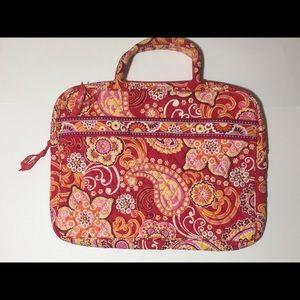 Vera Bradley Laptop Tote Bag - Retired Pattern